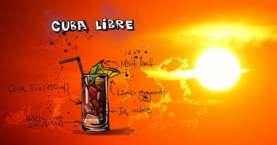 Por «Cuba Libre» historia de un cóctel