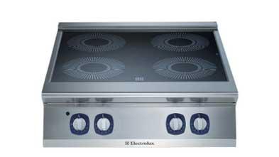 Mantenimiento de cocinas vitrocerámicas de inducción